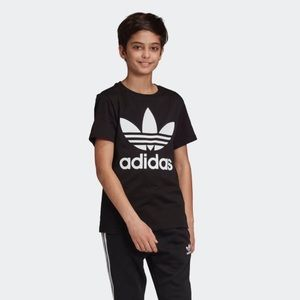NWT Adidas Trefoil Tee - Unisex